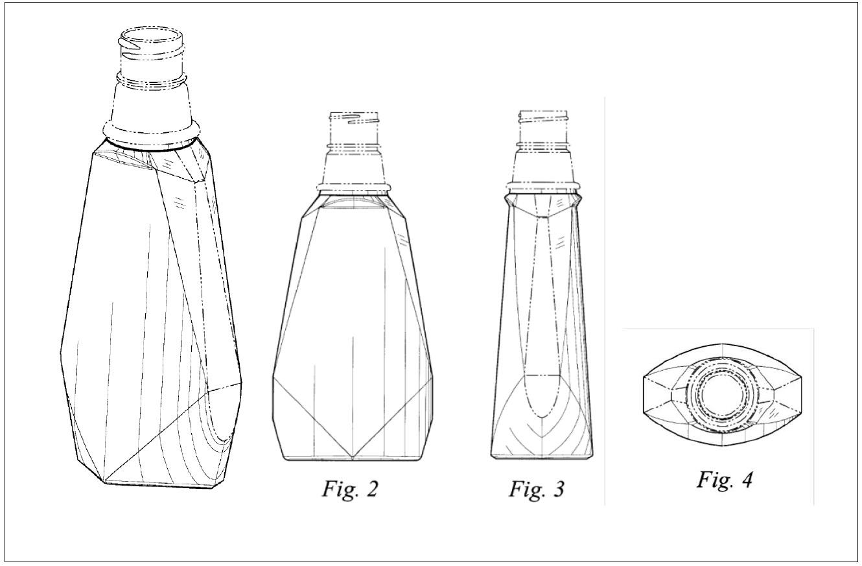 简笔画大全步骤图解酒瓶子